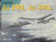 Junkers Ju 290, Ju 390 etc.