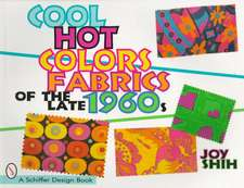 Cool Hot Colors: Fabrics of the Late 1960s