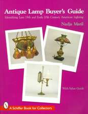 Antique Lamp Buyers Guide: Identifying Late 19th and Early 20th Century American Lighting (with Value Guide)