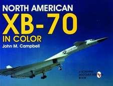 North American XB-70 in Color