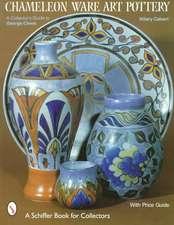 Chameleon Ware Art Pottery