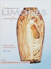 The Decorative Art of Limoges Porcelain and Boxes