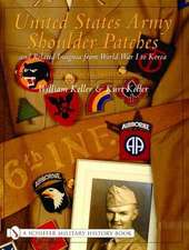 United States Army Shoulder Patches and Related Insignia: 41st Division to 106th Division