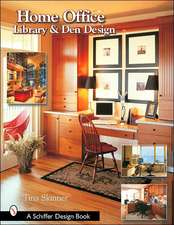 Home Office, Library, and Den Design: Library, and Den Design
