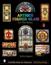 Antique Stained Glass for the Home