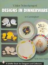 Victor Schreckengost:  Designs in Dinnerware