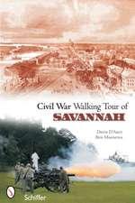 Civil War Walking Tour of Savannah