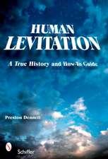 Human Levitation