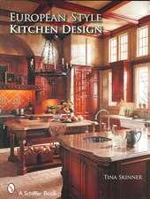 European Style Kitchen Designs