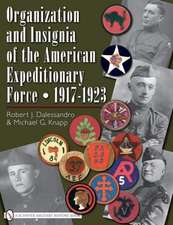 Organization and Insignia of the American Expeditionary Force, 1917-1923:  The 354th Fighter Group in World War II
