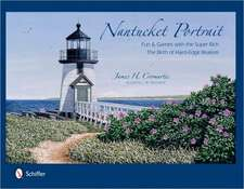 Nantucket Portrait Fun & Games with the Super Rich, the Birth of Hard-Edge Realism:  The Life and Work of Marjorie Reed