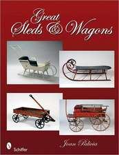 Great Sleds & Wagons:  A Ghost Hunter's Guide