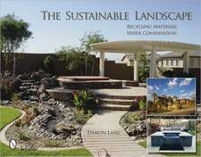 The Sustainable Landscaping:  Recycling Materials Water Conservation