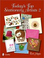 Today's Top Stationery Artists 2