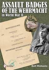 Michaelis, R: Assault Badges of the Wehrmacht in World War I