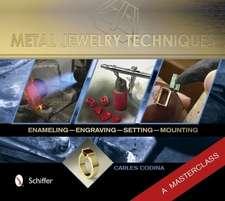 Metal Jewelry Techniques