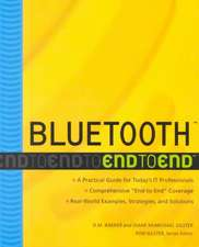 Bluetooth End to End