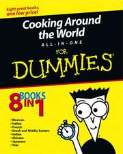 Cooking Around the World All–in–One For Dummies