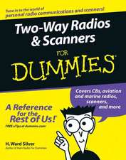 Two–Way Radios and Scanners For Dummies