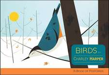 Charley Harper:  A Book of Postcards