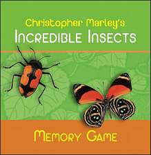 Christopher Marley's Incredible Insects Memory Game [With Booklet]:  Japanese Art and Poetry