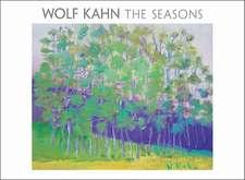 Wolf Kahn Note Cards