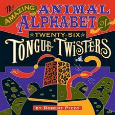 The Amazing Animal Alphabet of Twenty-Six Tongue Twisters:  Birds Coloring Cards [With 10 Envelopes and 6 Crayons]
