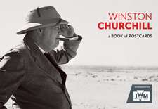 Winston Churchill Book of Postcards  Aa919
