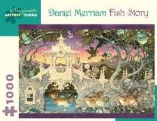 Daniel Merriam Fish Story Puzzle