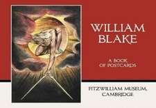 William Blake Book of Postcards