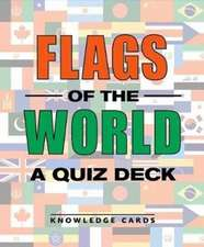 Flags of the World Quiz Deck