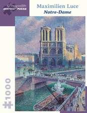 Maximilien Luce Notre Dame 1000-Piece Jigsaw Puzzle