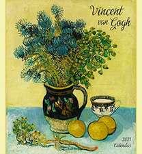 Vincent Van Gogh 2021 Mini Calendar