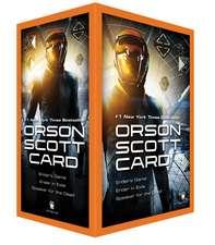 Ender's Game Boxed Set II:  Ender's Game, Ender in Exile, Speak for the Dead
