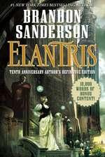 Elantris:  A Science Fiction Novel