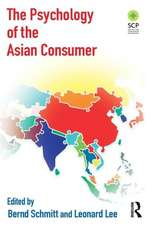 The Psychology of the Asian Consumer