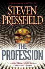 The Profession:  A Thriller