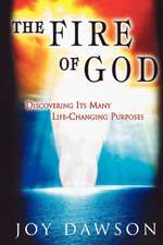 The Fire of God:  Discovering Its Many Life-Changing Purposes