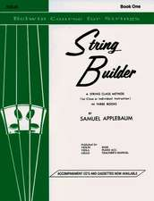 String Builder, Bk 1