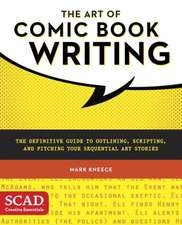 The Art of Comic Book Writing