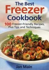 The Best Freezer Cookbook
