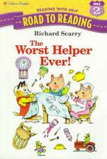 The Worst Helper Ever!:  Young Peacemaker
