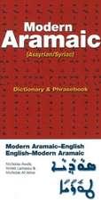 Modern Aramaic Dictionary & Phrasebook:  (Assyrian/Syriac)