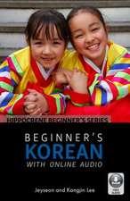 Beginneras Korean with Online Audio