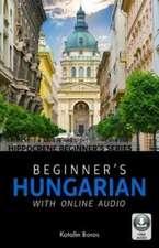 Beginner's Hungarian with Online Audio
