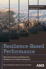 Resilience-based Performance