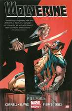 Wolverine Volume 2: Killable (Marvel Now)