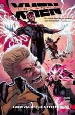 Uncanny X-men: Superior Vol. 1 - Survival Of The Fittest