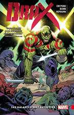 Drax Vol. 1: The Galaxy's Best Detective
