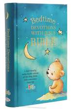 ICB, Bedtime Devotions with Jesus Bible, Hardcover